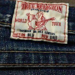 True Religion Bottoms - Girls size 12 True Religion jeans.